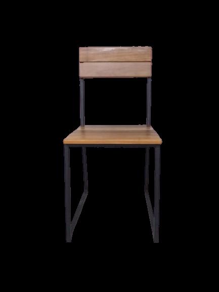 balau wooden chair