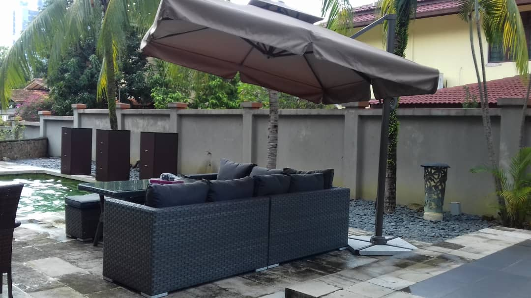 outdoor furniture ampang