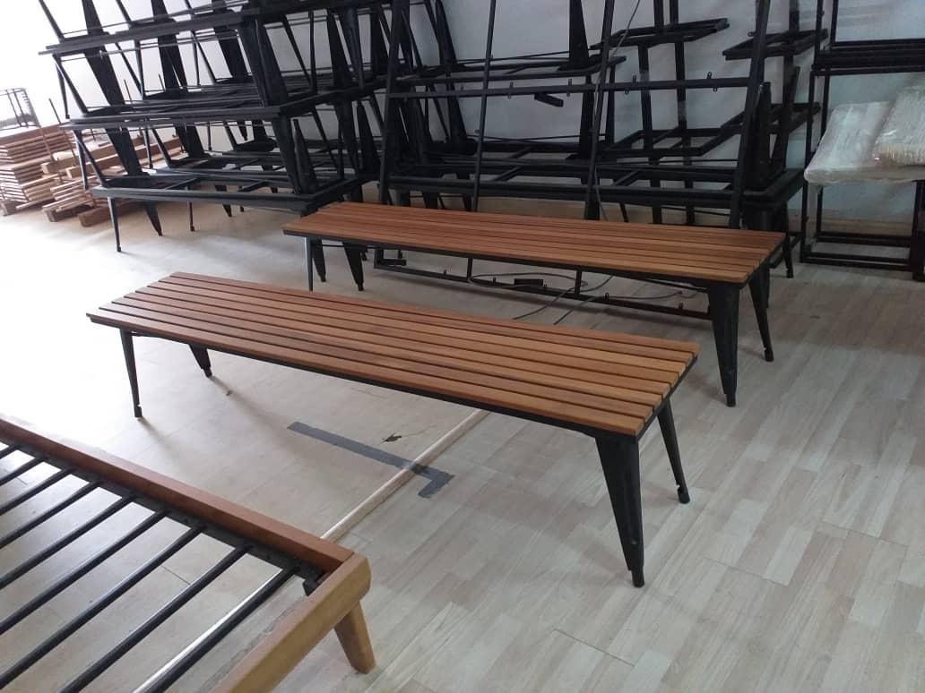 paris bench design