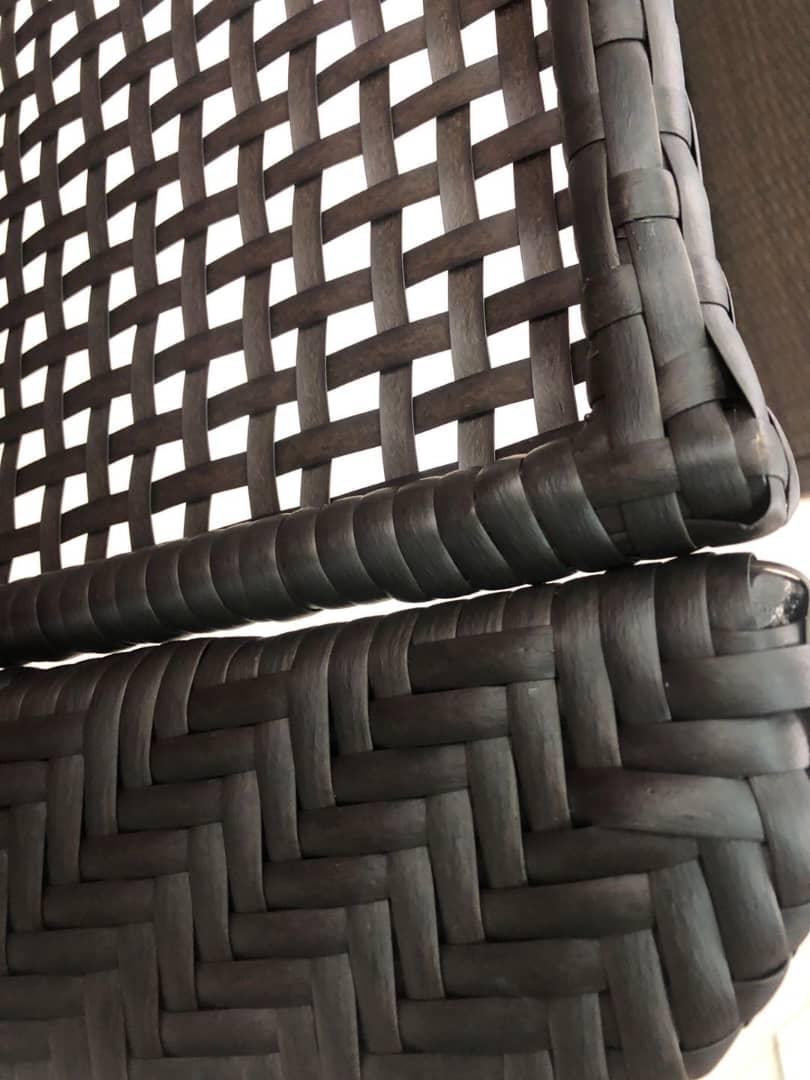 Akeels Wicker Sofa Set, sample