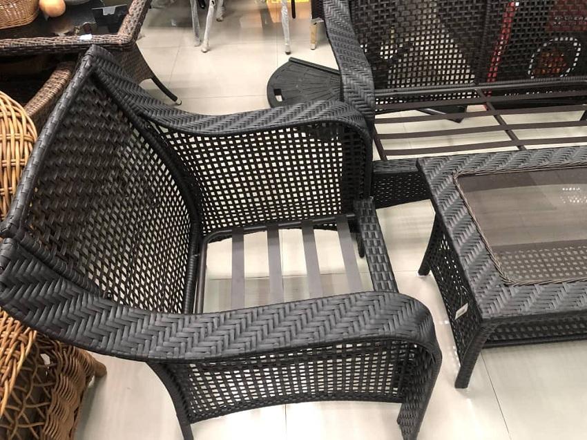 Akeels Wicker Sofa Set, selangor