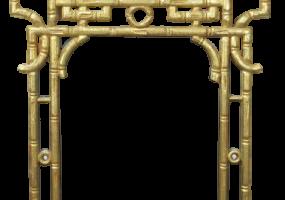 Antoinette Designer French Mirror, JD-343