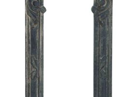 Bernadette Antiqie Mirror, JD-345