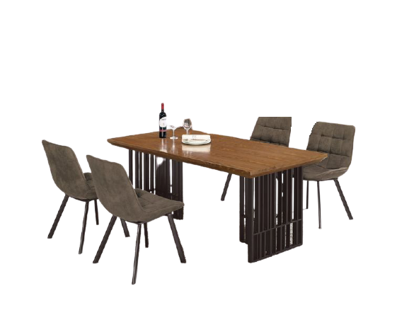 Designer dining table set with Designer legs