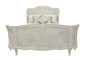 Elise Rattan French Bed, JD-679