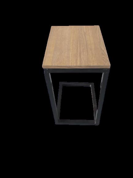 End Table Mild Steel with Block Board, kuala lumpur