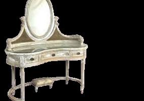 Gabrielle Dressing Antique Table, JD-364