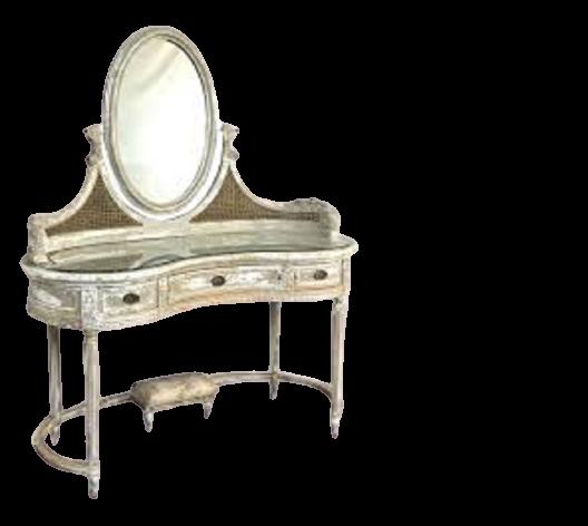 Gabrielle Dressing Antique Table