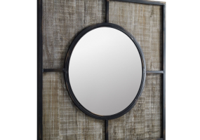 Genevieve Antique French Mirror, JD-365