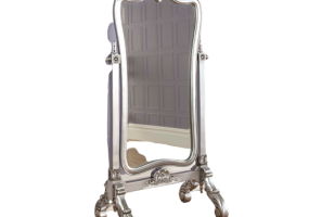 La Rochelle Antique French Style Cheval Mirror, JD-378