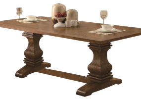 Liam French Designer Dining Table, JD-174