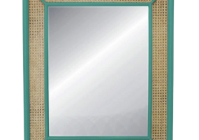 Linguee French Cane Mirror, JD-370