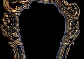 Pantheon Classic Mirror, JD-375