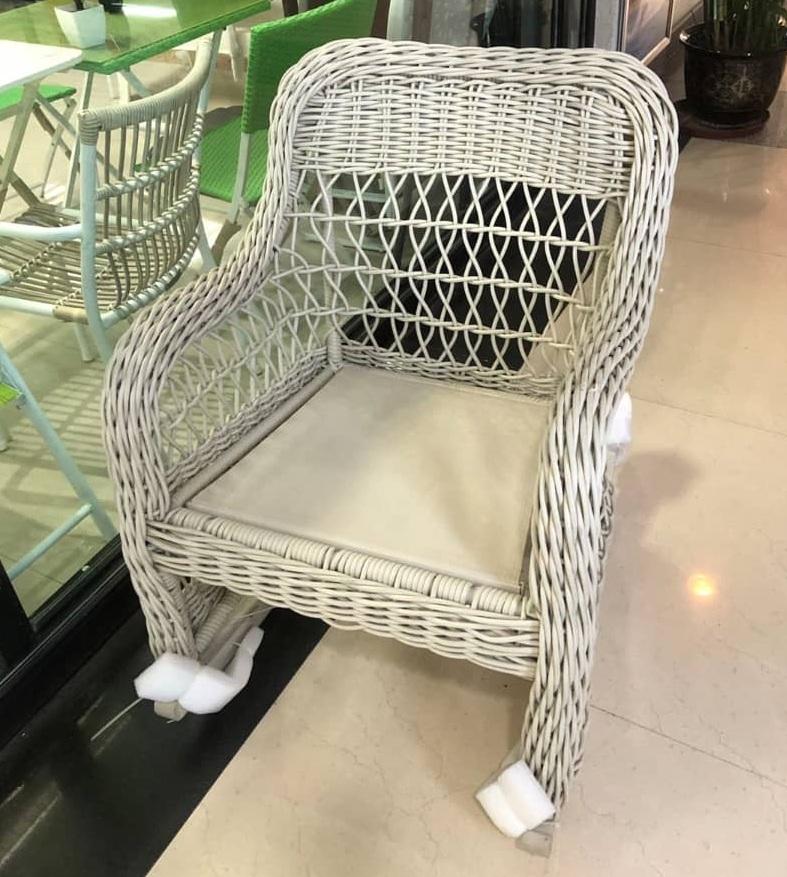 Rattan Rocking Chair Supplier Malaysia