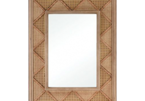 Reverso Antique French Mirror, JD-371