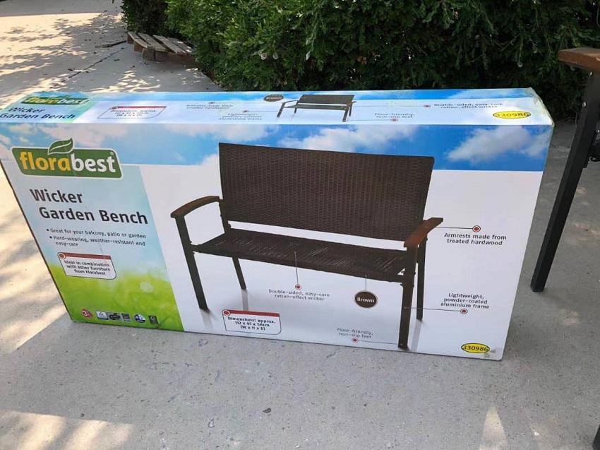 Stock bench