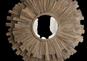 Vermundo Antique Mirror, JD-379