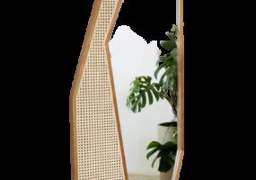 Versailles Designer Cane Mirror, JD-374