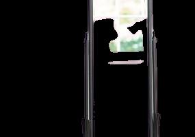 Pivoting Floor Mirror, JD-366