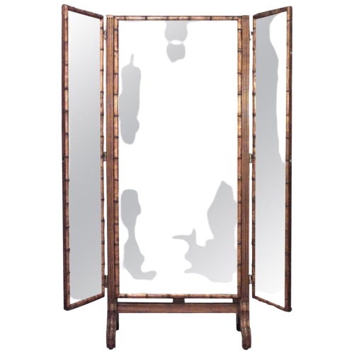 Aimee Classic French Mirror 3 Panels