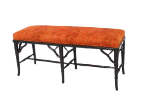 Aimee French  Double Bench With Cushion, JD-2021