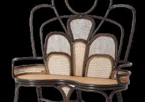 Bamboo Wedding Double Seater Devan, JD-2032