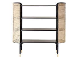 Cadelaria  Designer Bookcase, JD-470