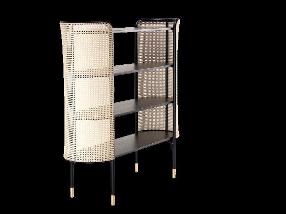 Cadelaria Designer Bookcase Supplier
