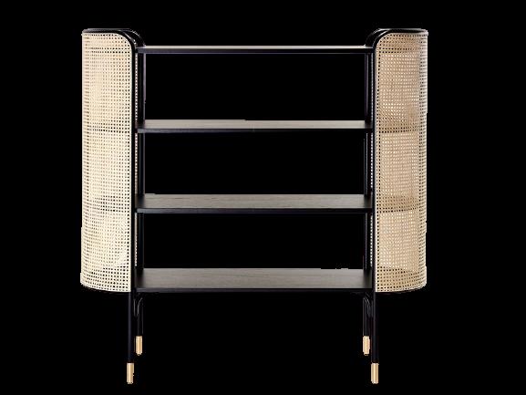 Cadelaria Designer Bookcase