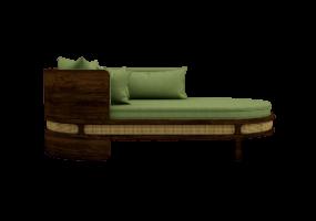 Cadenza Brooks Day Bed, JD-2044