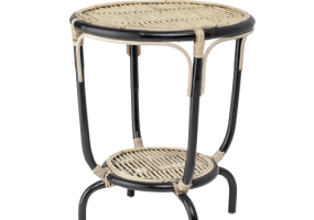 Charming Ville Aliana Side Table Nature Rattan, JD-195