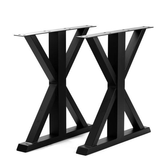 Heavy Duty Furniture Office Restaurant Desk Feet Steel Industrial