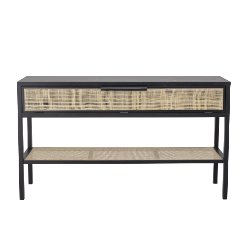 Bloomingville Alona Console Table Black,