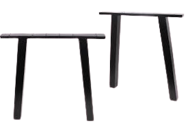 Aaees Table Bench Legs, KTS-136L