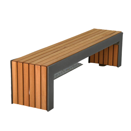 Madge Mansions Outdoor Bench