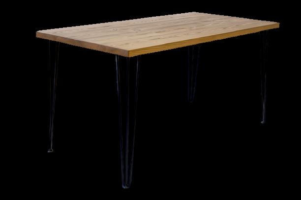 Table Leg Hairpin