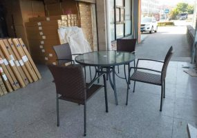Simons Outdoor Dining Set, JHA-054