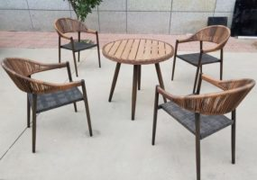 Aflorabest Patio Dining Set, JHA-361