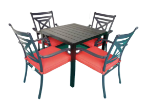 Sheng Dining Set, JHA-604B